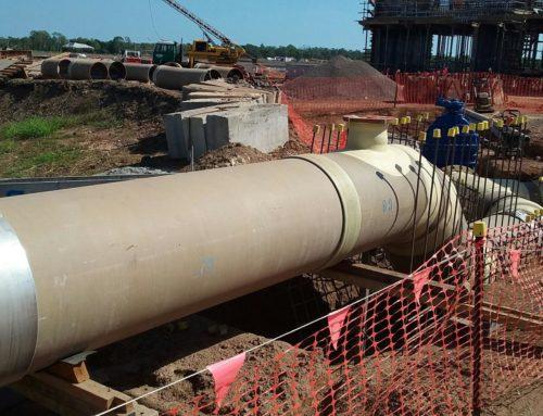 Leanyer Sanderson Waste Stabilisation Ponds – Inlet Works Upgrade